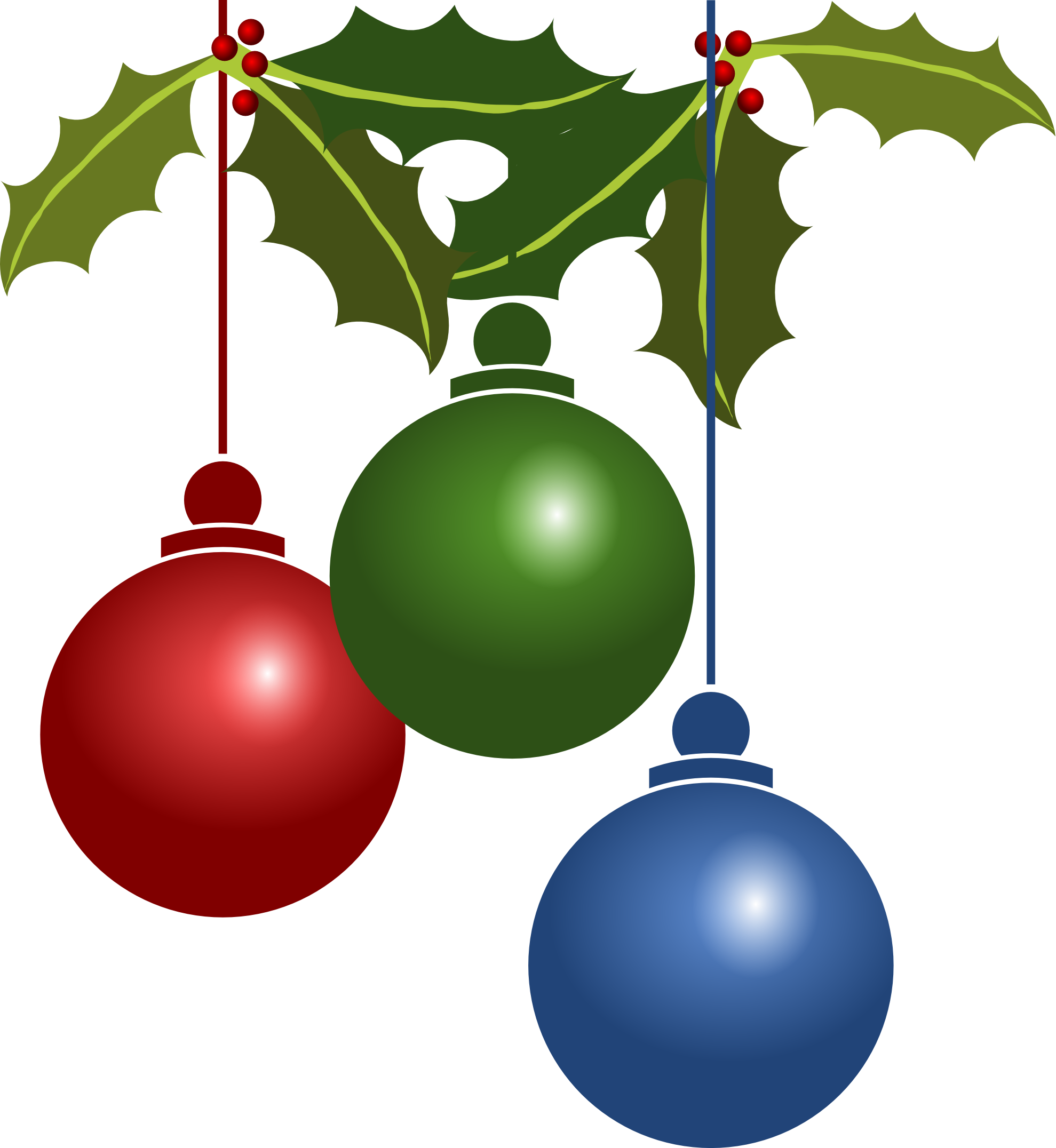 Free christmas party clipart transparent library Christmas Ornaments Clipart & Look At Christmas Ornaments Clip Art ... transparent library