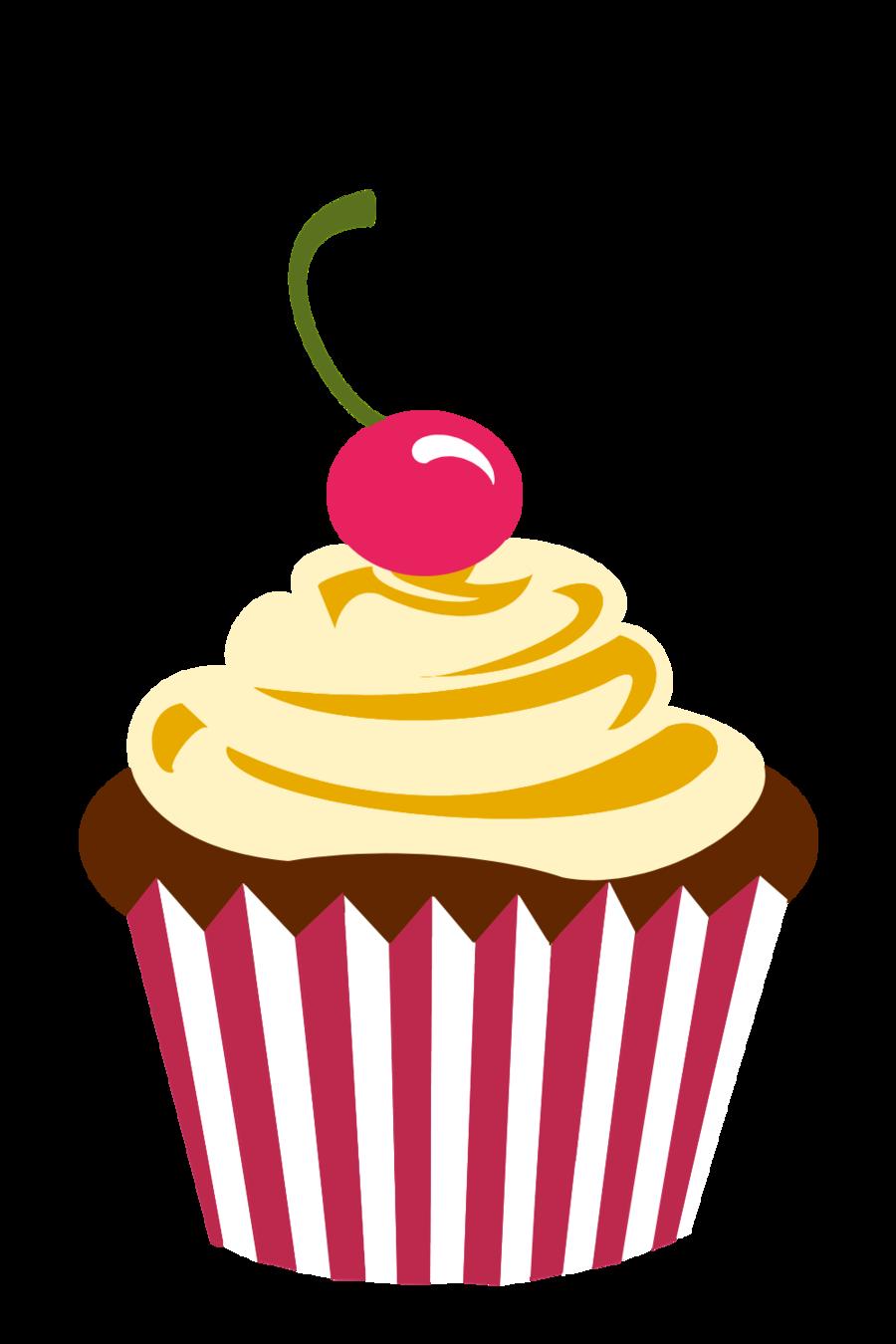 Christmas cupcake clipart svg royalty free download Cupcake Logo Png Cherry chocolate cupcake by | Party/ Cupcake Logo ... svg royalty free download
