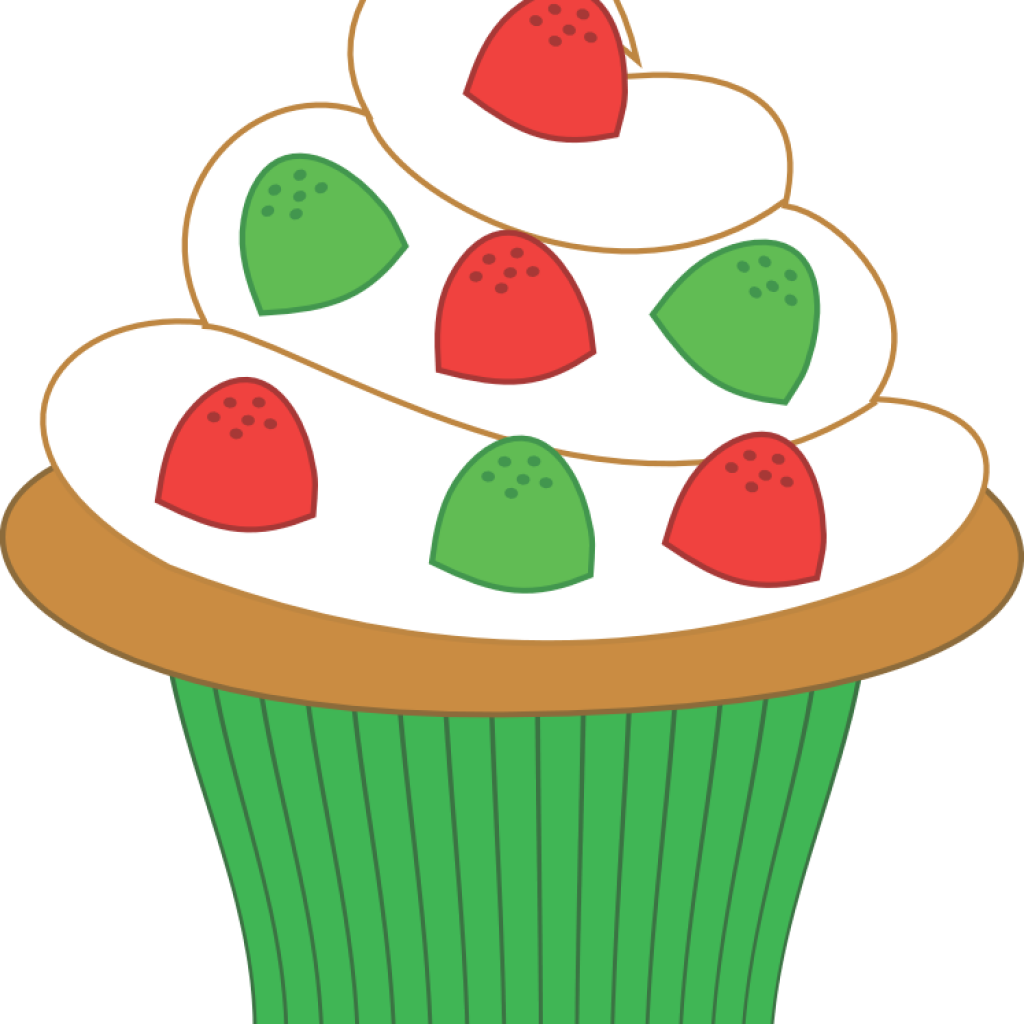 Christmas cupcakes clipart clipart free download Cupcake Clipart sun clipart hatenylo.com clipart free download