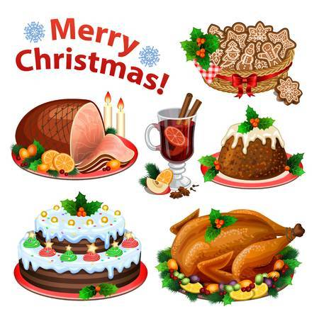 Christmas dinner images clipart picture transparent stock Christmas dinner clipart images 4 » Clipart Portal picture transparent stock