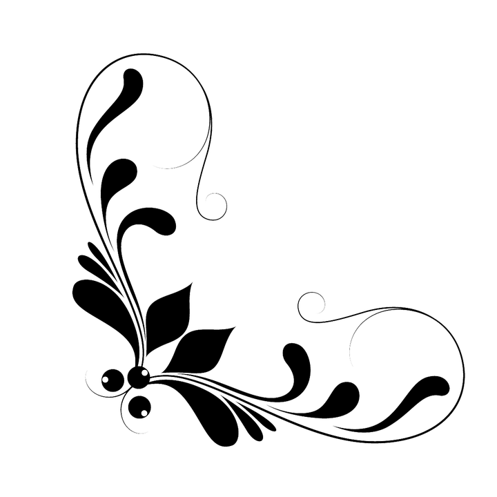 Christmas divider clipart black and white clipart free library Decorative Divider Cliparts#4630731 - Shop of Clipart Library clipart free library