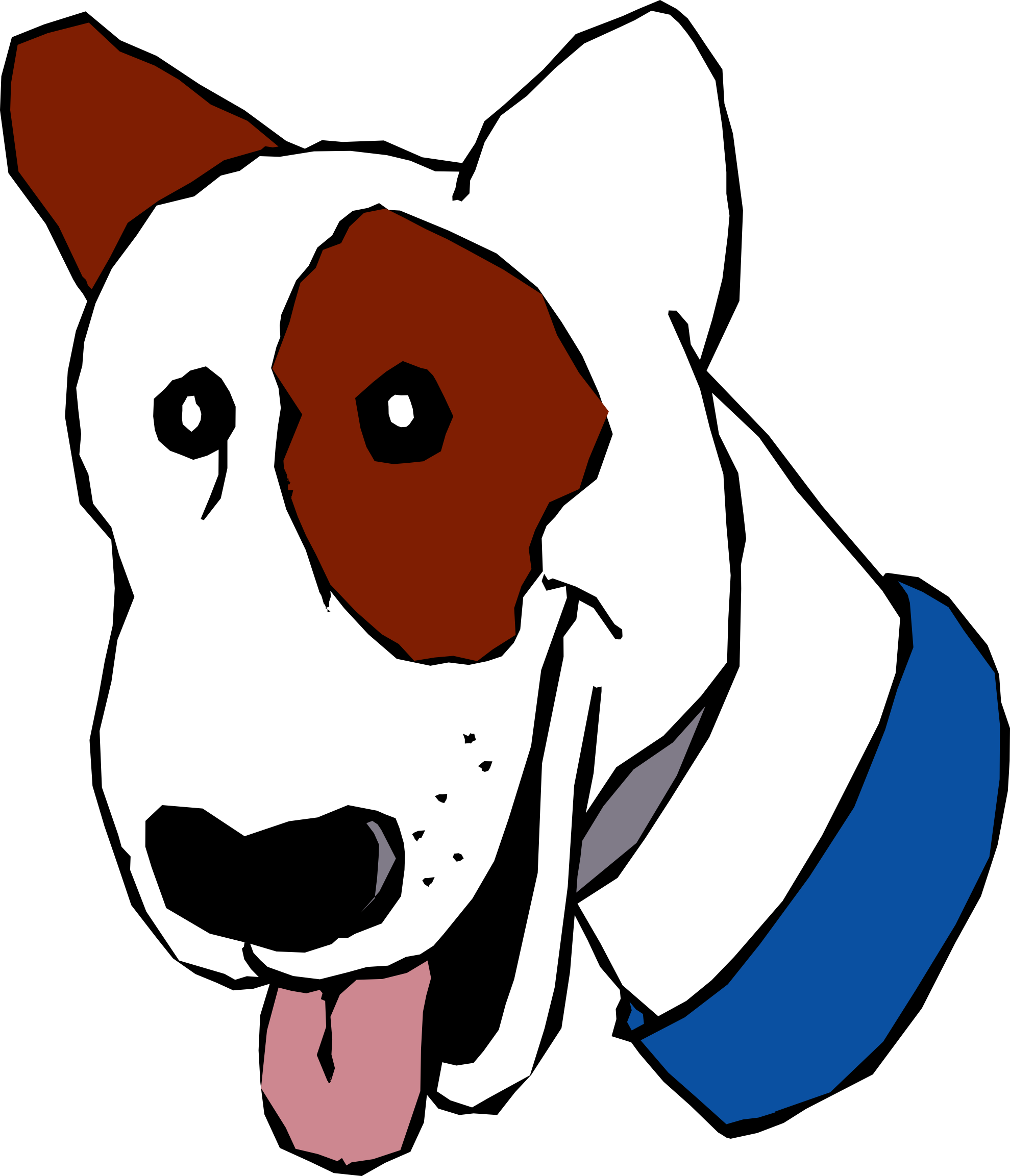 Dog picture clipart image transparent download Free Cartoon Pictures Of Dog, Download Free Clip Art, Free Clip Art ... image transparent download