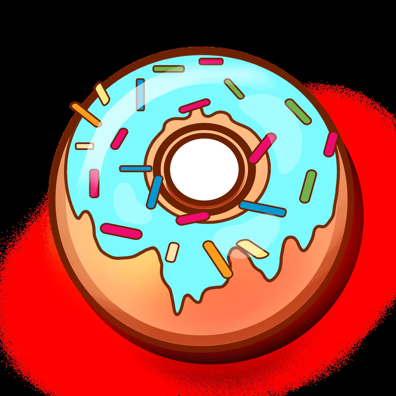 Christmas donut clipart picture transparent download Sugarboy Donuts picture transparent download