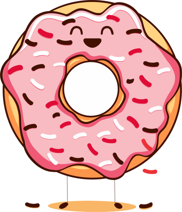 Christmas donut clipart picture stock Happy Donuts on Behance | плакаты | Pinterest | Doughnut, Behance ... picture stock