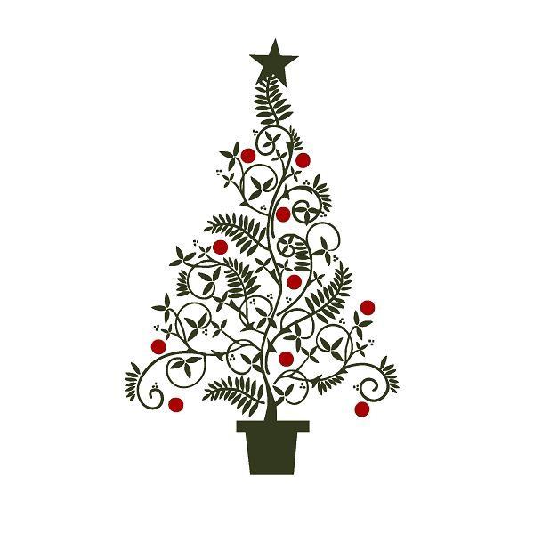 Christmas elegant clip art banner library Christmas elegant clip art - ClipartFest banner library