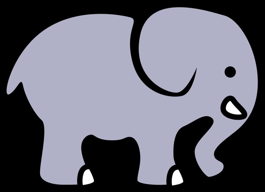 Christmas elephant clipart png transparent stock 2D cartoon elephant Clipart | Clipart Panda - Free Clipart Images png transparent stock