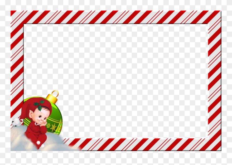 Christmas envelope clipart clip stock Christmas Frame Transparentbackground Openindraw - Elf On The Shelf ... clip stock