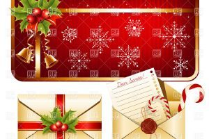 Christmas envelope clipart vector black and white library Christmas envelope clipart 7 » Clipart Portal vector black and white library