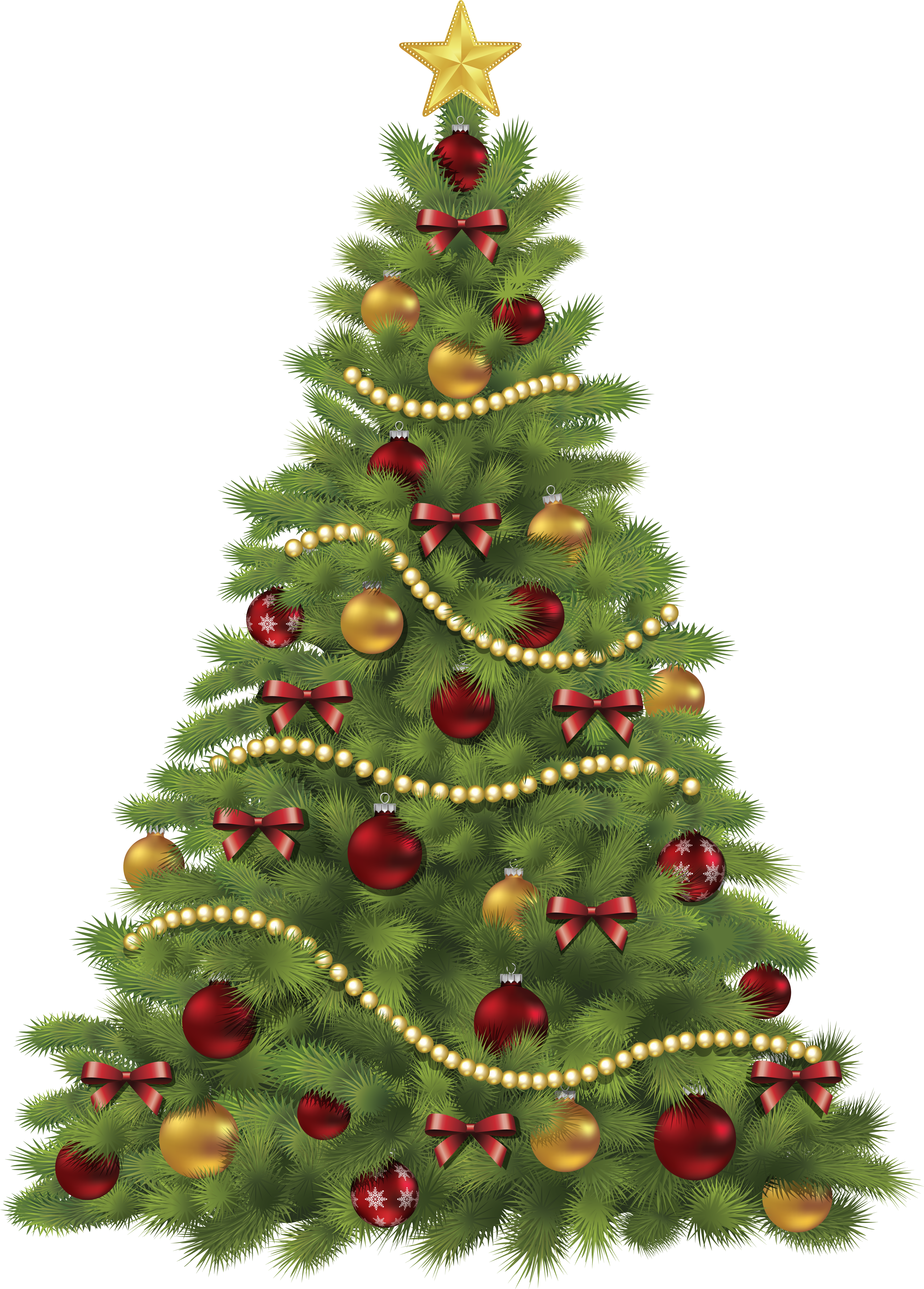 Christmas farm clipart png free library Christmas tree PNG images free download png free library