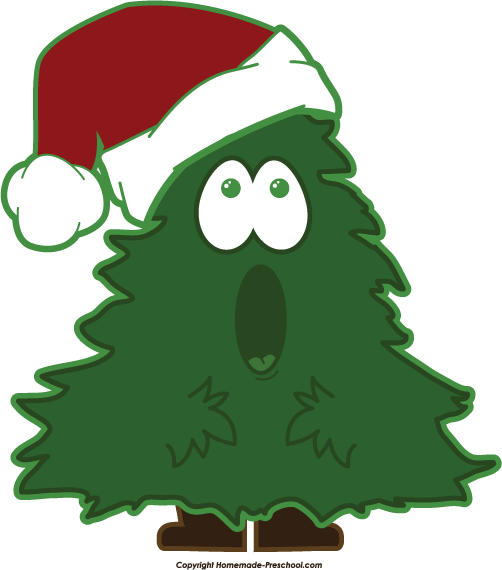 Man is compared to a tree clipart graphic transparent Free Christmas Tree Clipart graphic transparent