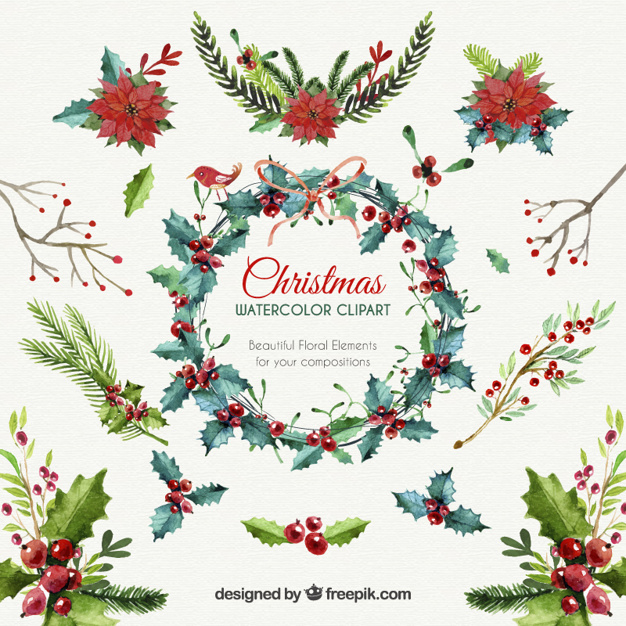 Christmas flowers free clipart clipart free Free Clip Art Christmas Flowers - The Best Flowers Ideas clipart free