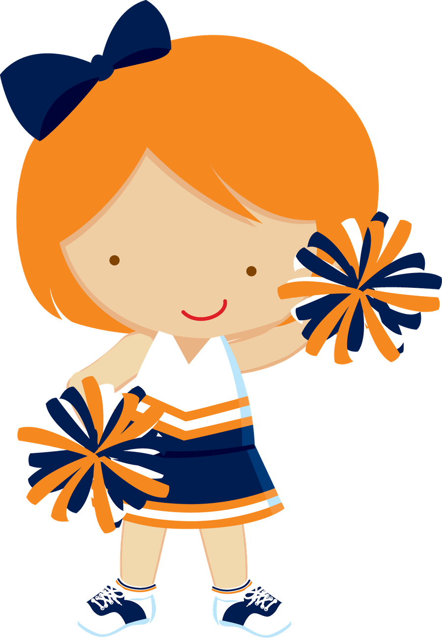 Christmas football and cheerleaders clipart picture royalty free download Lider torcida - Minus | painting clipart | Pinterest | Girls, Clip ... picture royalty free download