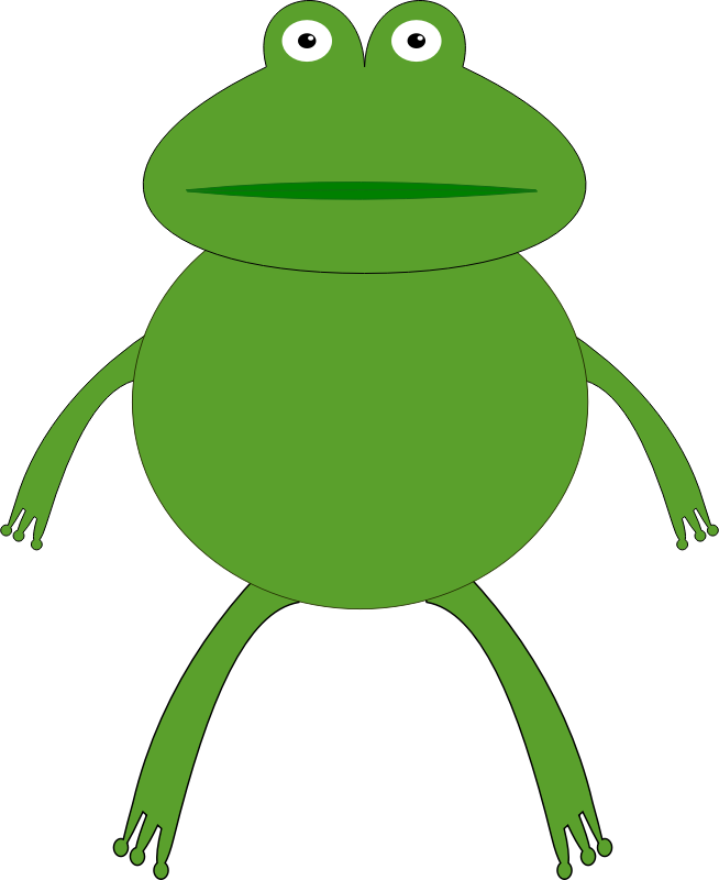 Christmas frog clipart svg transparent download Kermit The Frog Clipart at GetDrawings.com | Free for personal use ... svg transparent download