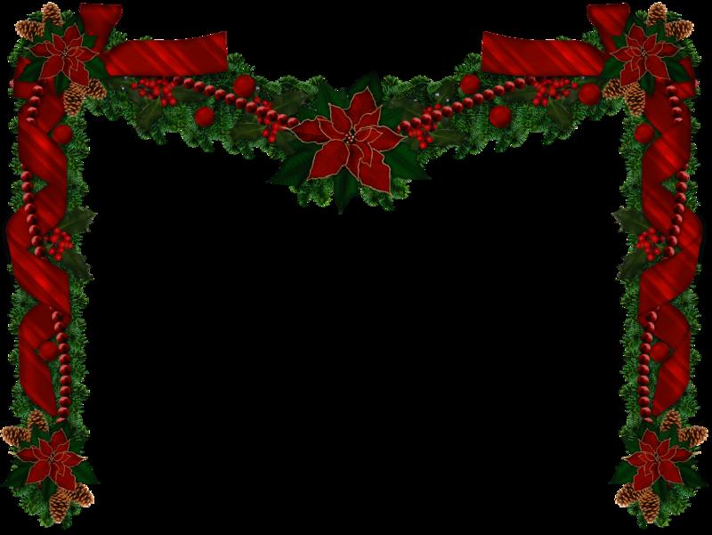 Christmas ivy clipart picture transparent stock Christmas Garland Png Christmas Transparent - 5735 - TransparentPNG picture transparent stock