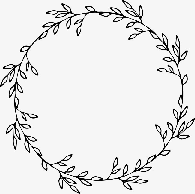 Garland clipart black and white black and white library Christmas Garland Clipart Black And White | salaharness.org black and white library