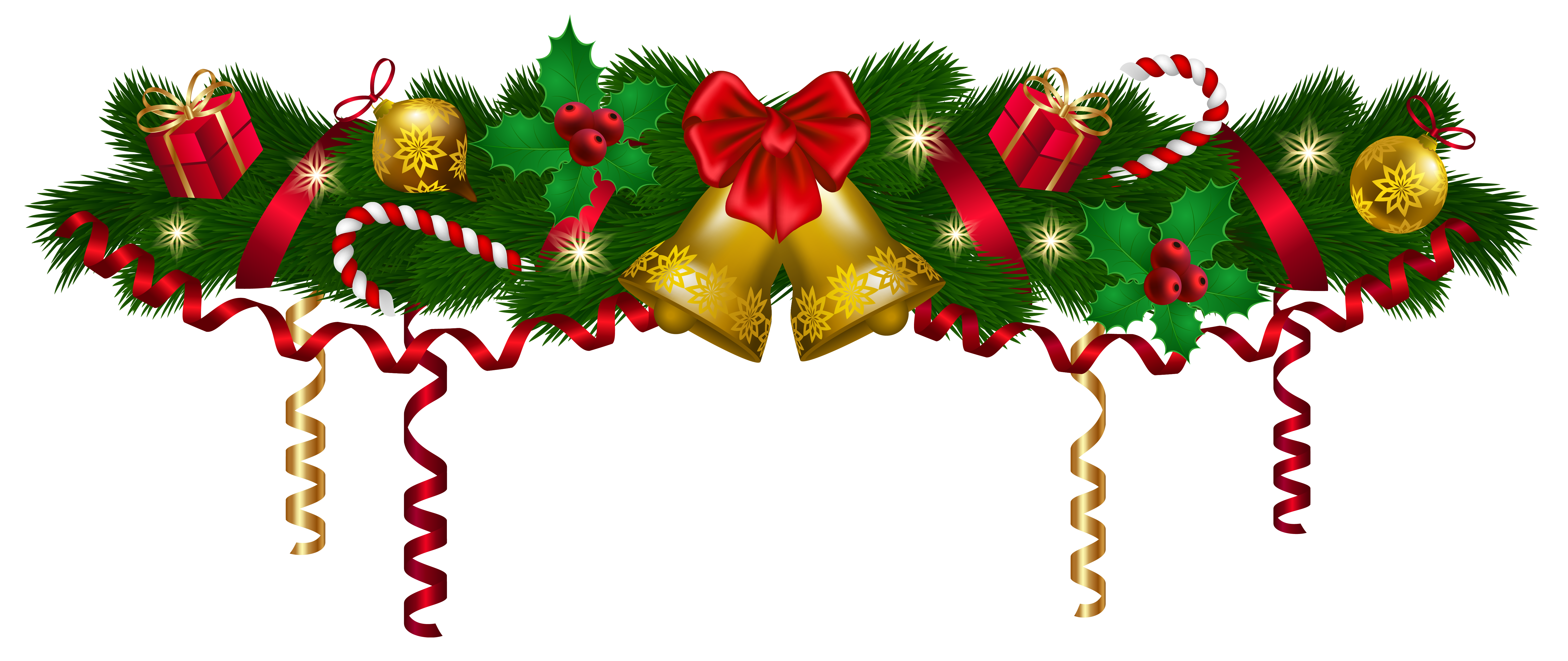 Tinsel border clipart clip library stock Holiday Garland Clipart | Free download best Holiday Garland Clipart ... clip library stock