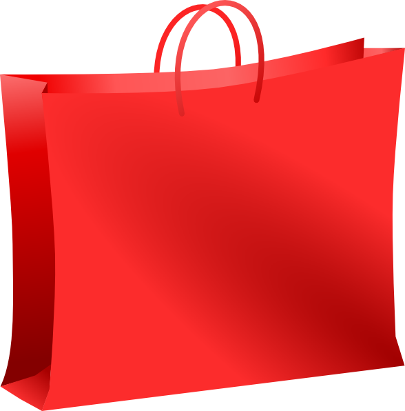 Christmas shopping bag clipart graphic library download 28+ Collection of Christmas Shopping Bag Clipart | High quality ... graphic library download