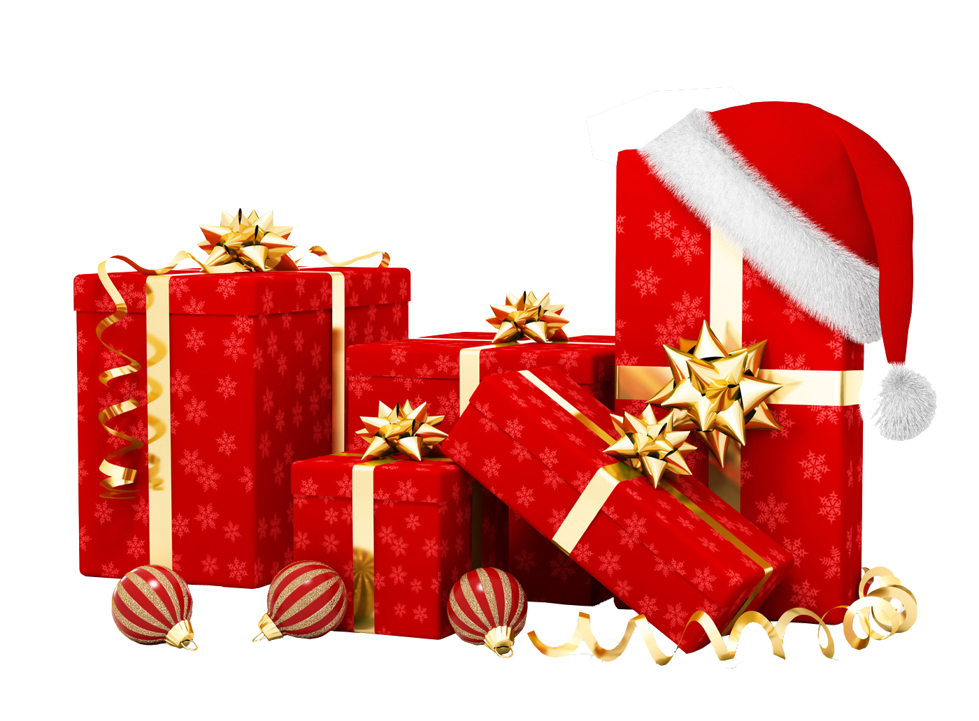 Christmas gifts clipart png png stock Christmas Gift PNG Image | PNG Mart png stock