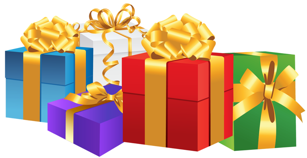 Christmas gift clipart free png royalty free library Christmas Presents Clipart - Christmas Cards png royalty free library
