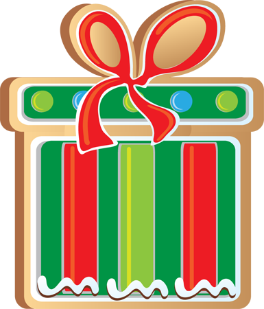 Christmas gift clipart graphics banner freeuse library Cute Christmas Present Clipart | Free Download Clip Art | Free ... banner freeuse library