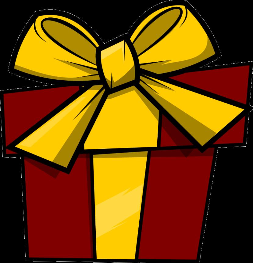 Christmas gift clipart graphics transparent Present Clipart & Present Clip Art Images - ClipartALL.com transparent
