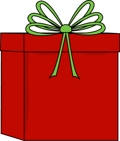 Clipartfest . Christmas gift clipart graphics