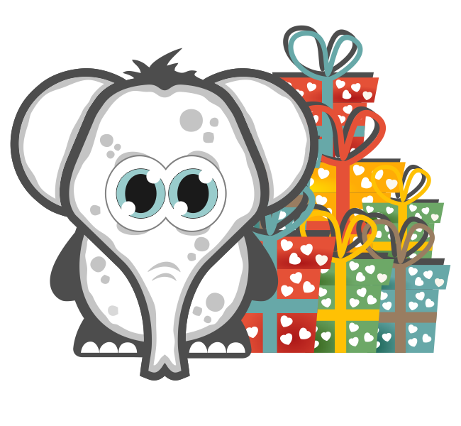 Christmas gift exchange clipart png free stock WHITE ELEPHANT GIFT EXCHANGE - Bob's Tavern & Sports Bar png free stock