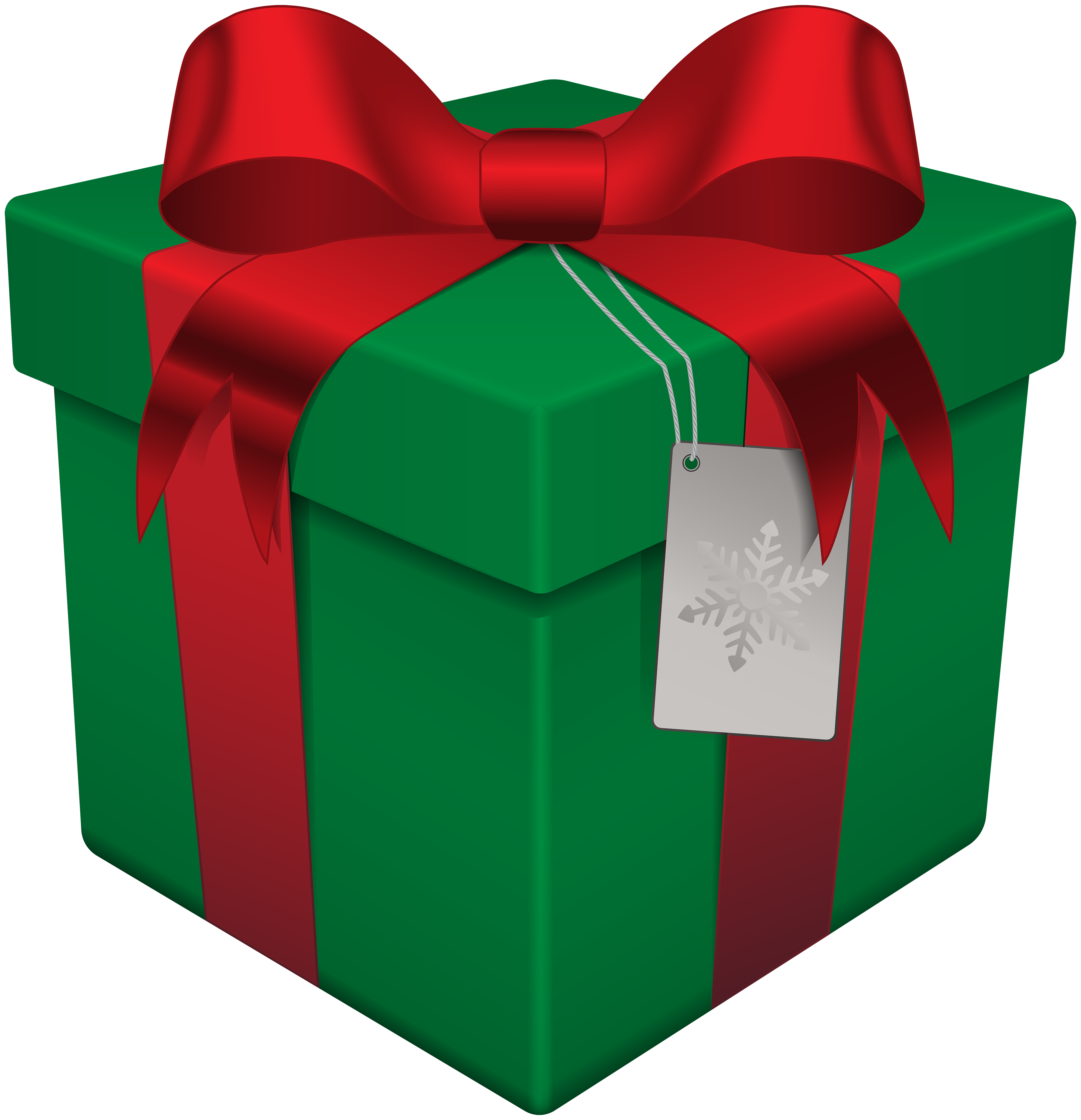 Free clipart of christmas gifts picture transparent Christmas Gift Box Green Transparent PNG Clip Art | Gallery ... picture transparent