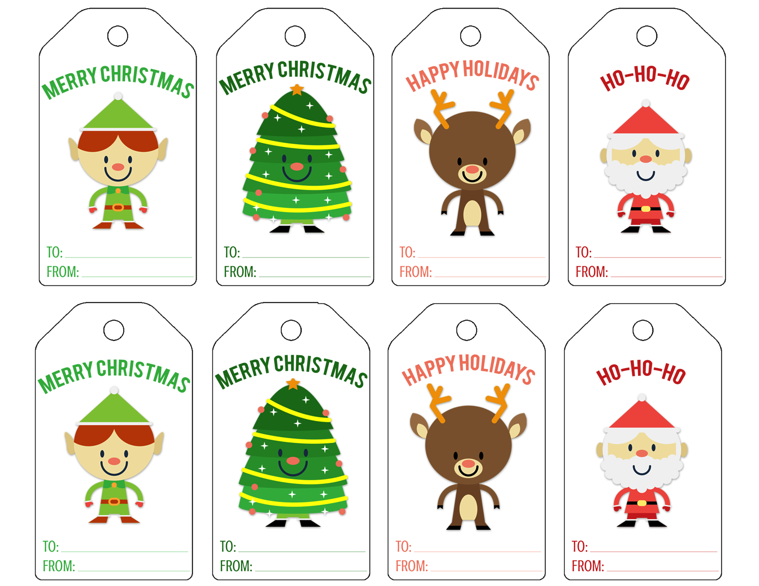 Christmas gift tag clipart picture library library Making Holiday Shopping Easier at Staples with a Free Christmas Gift ... picture library library