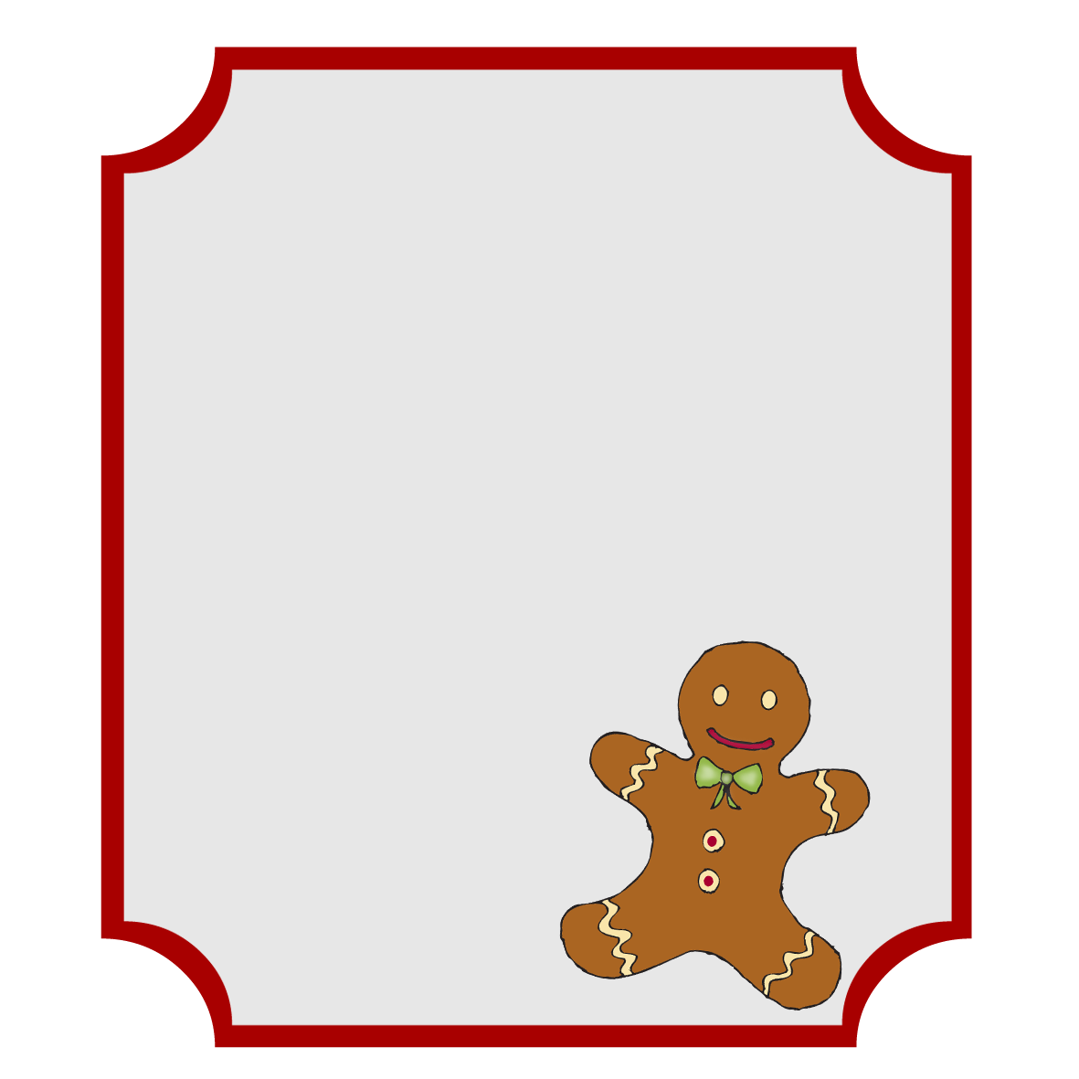 Christmas tag clipart graphic library download PeekABooPaper Digital Scrapbooking: October 2012 graphic library download