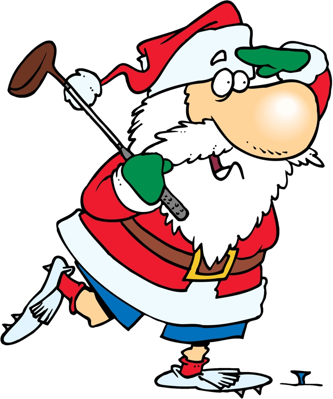 Christmas golf ball clipart image library stock Free Christmas Golf Pictures, Download Free Clip Art, Free Clip Art ... image library stock