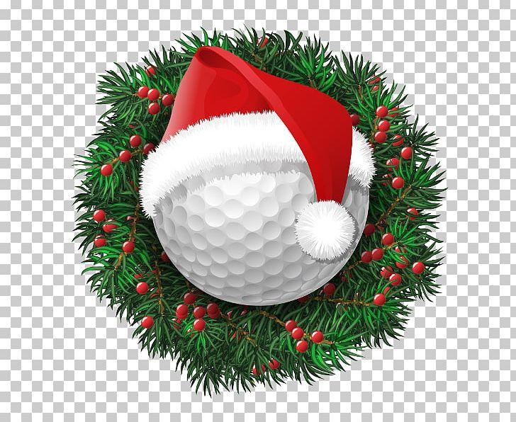 Christmas golf ball clipart clip free Golf Balls Christmas Golf Tees PNG, Clipart, Ball, Christmas ... clip free
