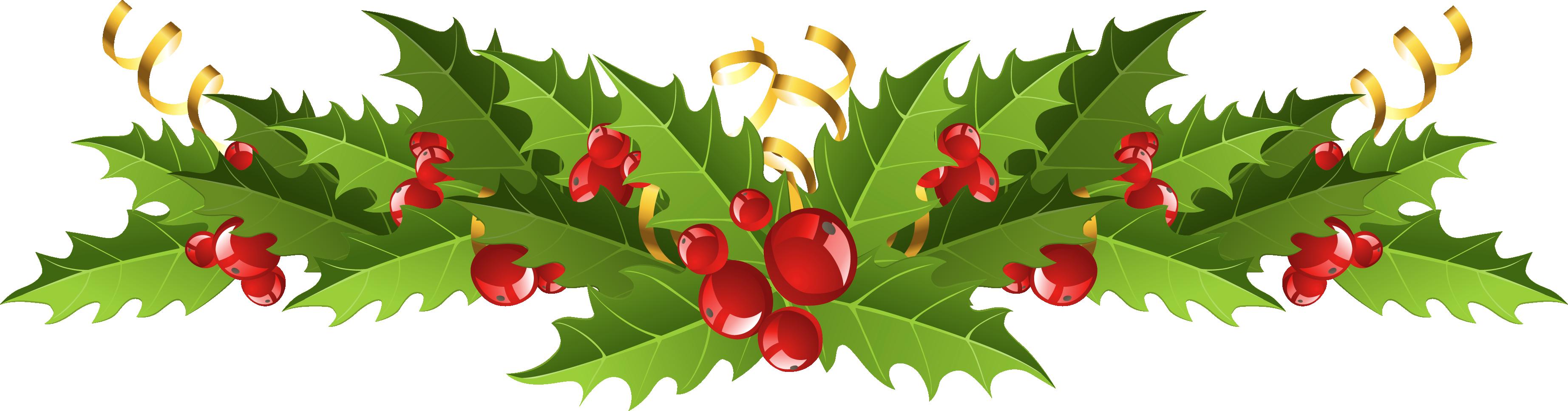 Christmas mistletoe clipart banner library download 28+ Collection of Mistletoe Clipart Border | High quality, free ... banner library download