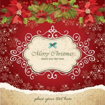 Christmas greeting cards clipart clip art library Christmas card clip art free vector download (221,092 Free vector ... clip art library