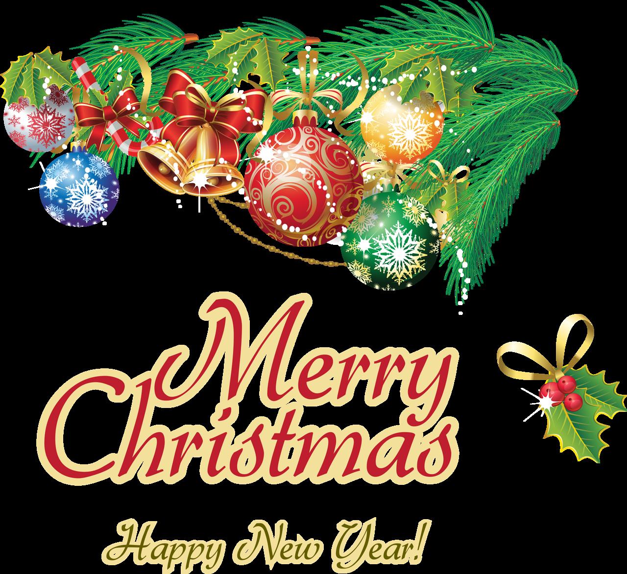 Cute merry christmas clipart vector royalty free Merry Christmas And Happy New Year Clipart (43+) Merry Christmas And ... vector royalty free