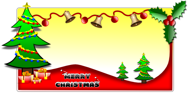 Christmas greeting clipart free picture black and white Free christmas greetings clipart clipart images gallery for free ... picture black and white