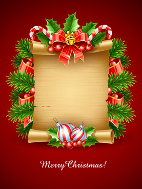 Christmas greeting clipart free jpg transparent library Christmas card clip art free vector download (221,092 Free vector ... jpg transparent library