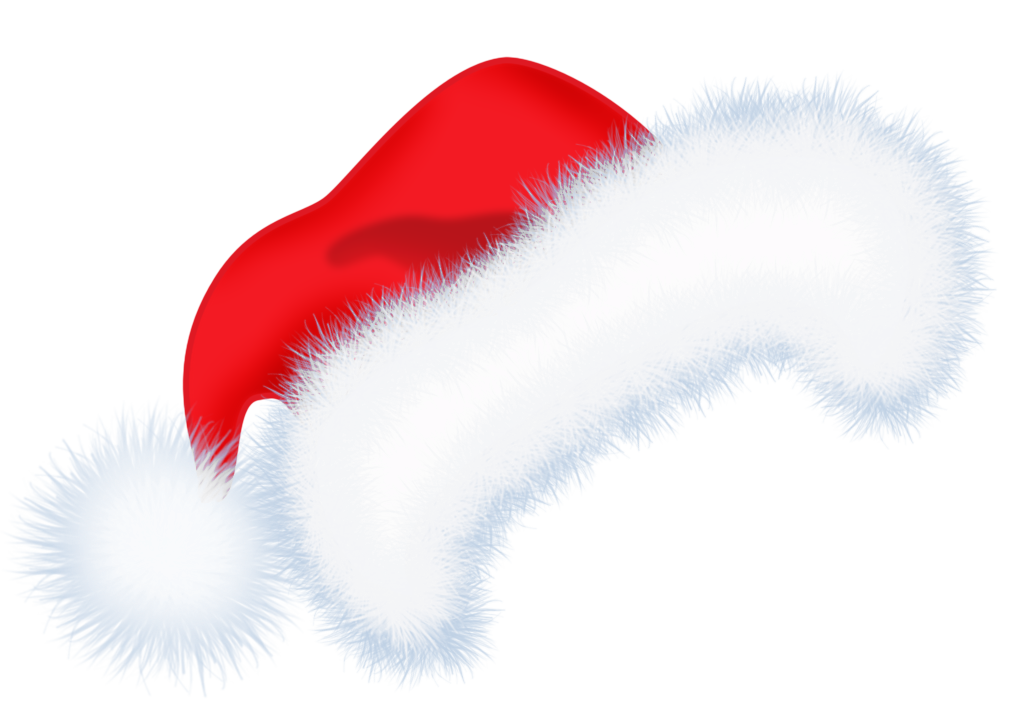 Sideways baseball cap clipart image library Large Santa Hat PNG Transparent Clipart | Gallery Yopriceville ... image library