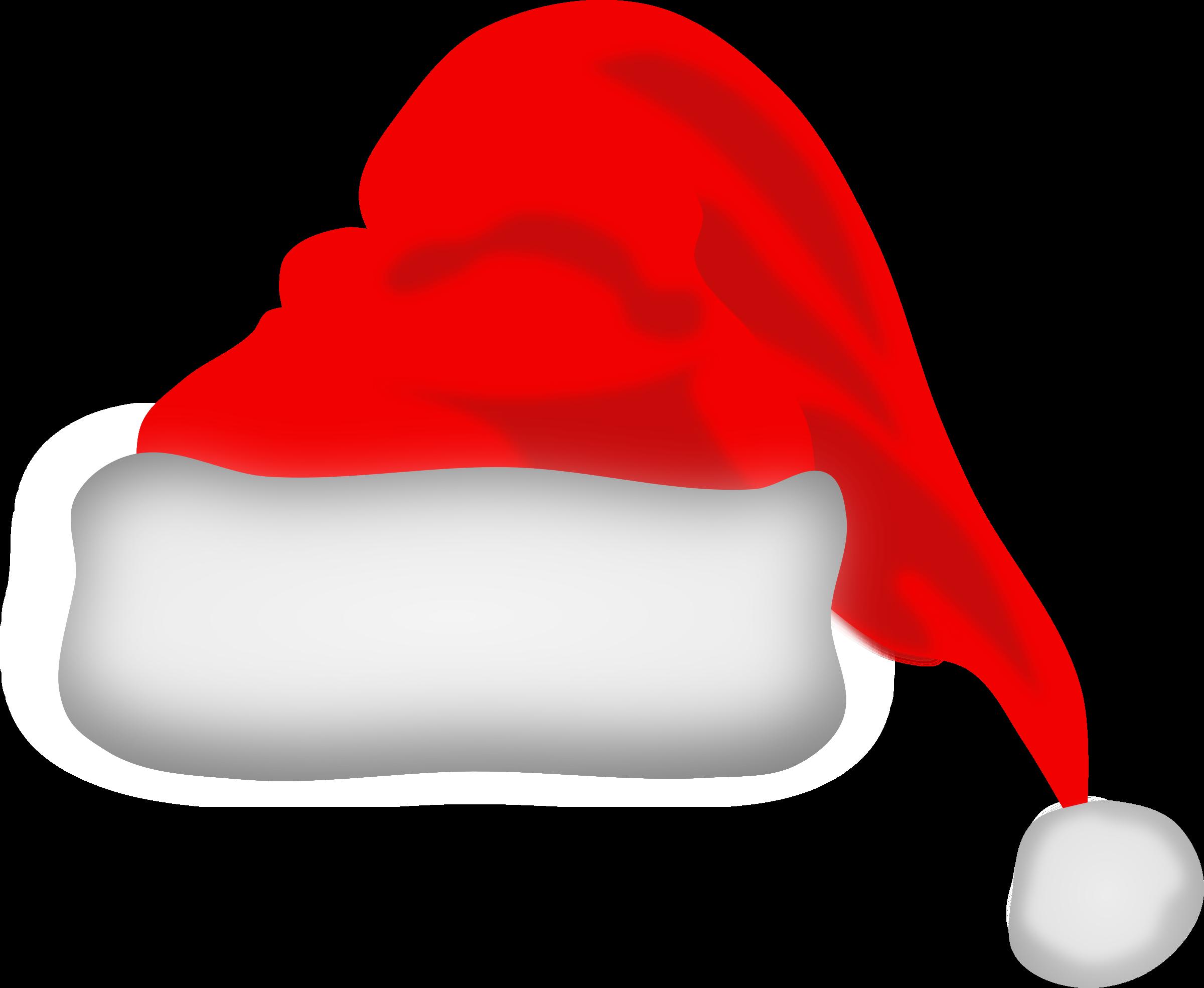 Christmas hats clipart clipart transparent library Santa Claus Hat Clipart (56+) clipart transparent library