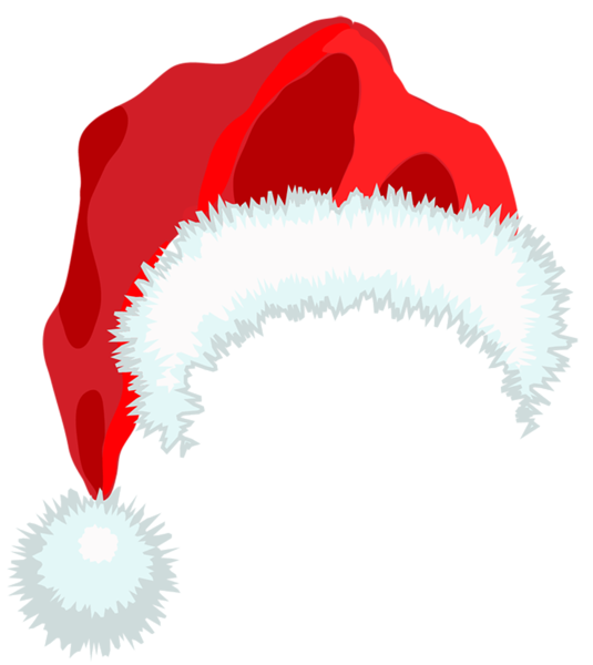 Clipart snowflake on hat vector transparent stock Santa Hat PNG Clipart | Clipart | Pinterest | Santa hat, Santa and ... vector transparent stock