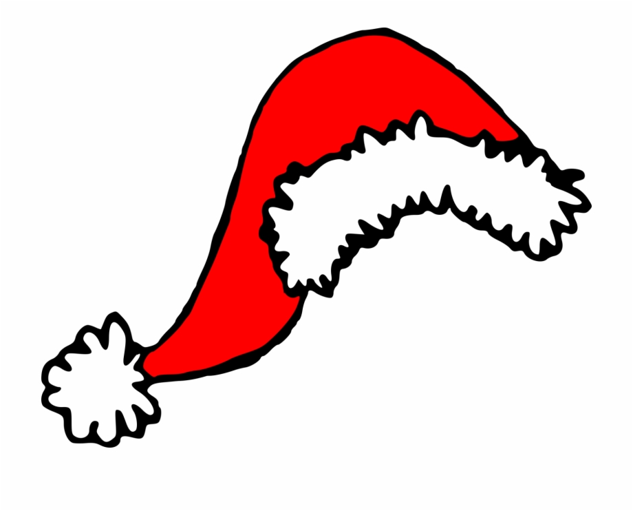 Father christmas hat clipart graphic free stock Christmas Hat Png - Santa Hat Clipart Free PNG Images & Clipart ... graphic free stock