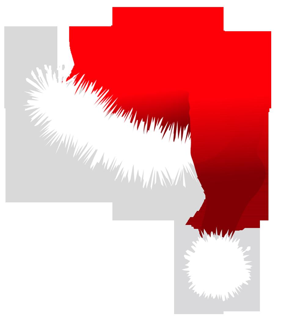 Father christmas hat clipart transparent Transparent Santa Hat Clipart   Gallery Yopriceville - High-Quality ... transparent