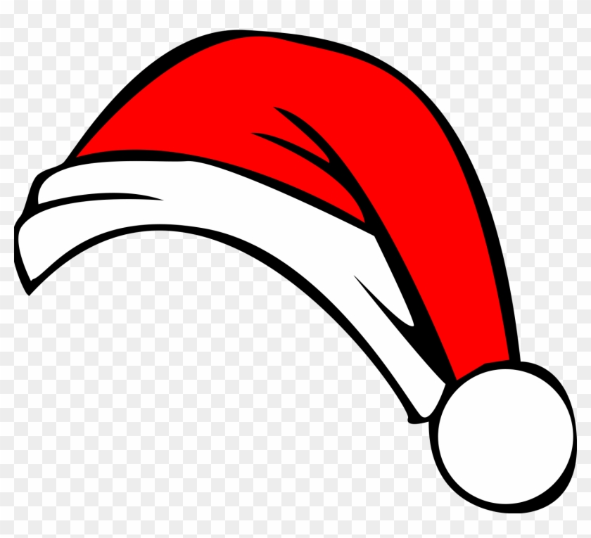 Father christmas hat clipart clipart freeuse Santa Hat Clipart   All About Christmas   Free clipart images, Clip ... clipart freeuse