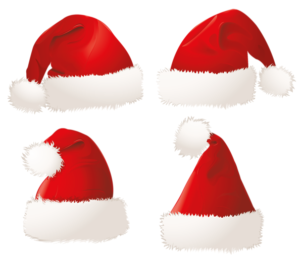 Christmas hats clipart png library download Gallery - Christmas PNG png library download