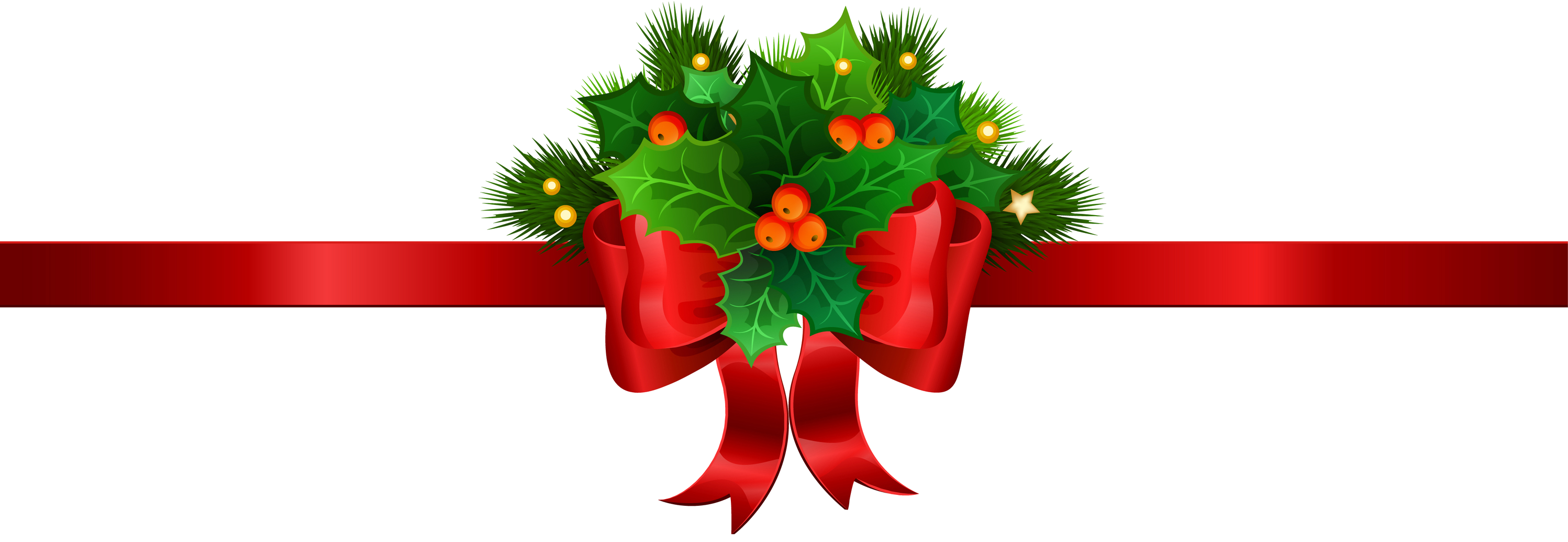 Christmas header clipart clipart library 28+ Collection of Christmas Divider Clipart | High quality, free ... clipart library