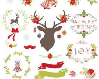Christmas hipster clipart clip art royalty free download Free Bicycle Christmas Cliparts, Download Free Clip Art, Free Clip ... clip art royalty free download