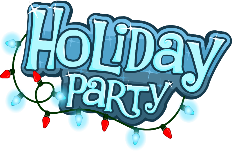 Christmas holiday party clipart graphic black and white November 2013 graphic black and white