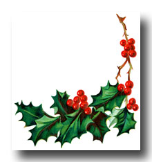 Christmas holly clipart free borders vector free stock 9+ Holly Border Clipart Free | ClipartLook vector free stock
