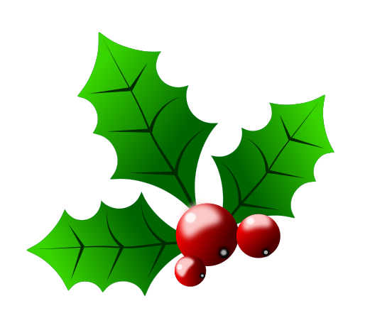 Christmas holly pictures clipart vector black and white download Free Christmas Holly Images, Download Free Clip Art, Free Clip Art ... vector black and white download