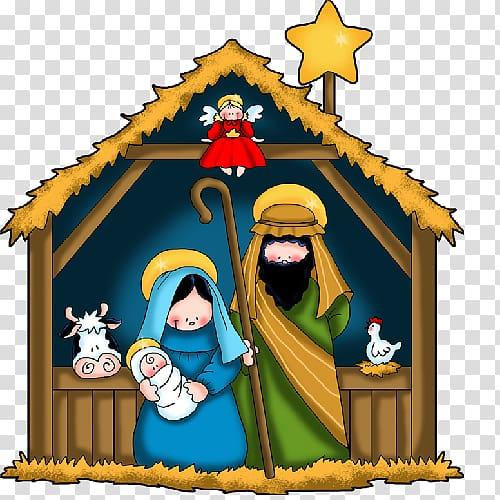 Bethlehem-s child clipart clip freeuse stock Nativity scene Nativity of Jesus Holy Family , christmas scene ... clip freeuse stock